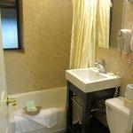 Room 311 bathroom