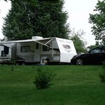 RV Site - open spacious