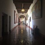 The beauty of the Santa Barbara Courthouse......