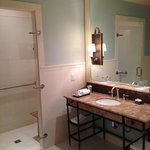 bathroom ADA accessible shower
