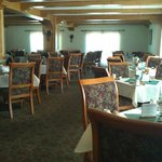 the dining room - a good place to make friends