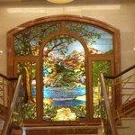 Foyer window