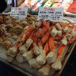 Sad that these are so expensive.  My friend who lives in Seattle goes to a fish market he said $