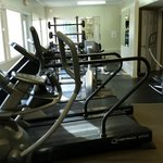 Excercise room, Cactus Tree Inn  |  5887 97th Street, Oliver, British Columbia V0H 1T0, Canada