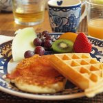 Scrumptious breakfast!!