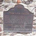 Pegleg Smith Monument