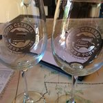 Our very own Wine glasses!