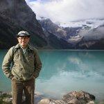 Lake Louise and me