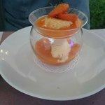 Dessert l'abricot (septembre 2014)