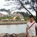 帝國酒店海灘區