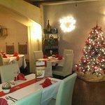 Ihre Weihnachtsfeier in stilvoller Atmosphäre  Reservieren Sie rechtzeitig
