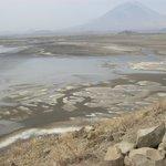 Lake Natron And Oldoinyo Lengai