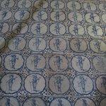 Carreaux de Delft de la galerie des portraits