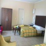 habitación cuádruple 409