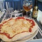 4 fromages et une bière
