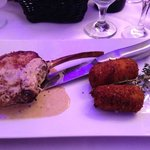 Special Veal Chop!