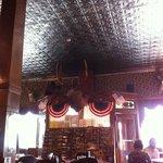 Interno sala ristorante 1