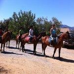Gita equitazione con merenda in agriturismo. Semplicemente fantastico!!!