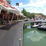 Marina Side Location