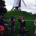 Windmills of Bruges