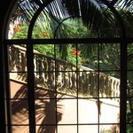 Stairway outdoors
