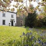 Glebe House Outside & Garden