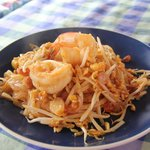 Homemade Pad thai noodles made by Rainer and astrid (109225913)