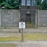 Auschwitz perimeter