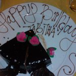 suprise cake