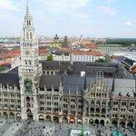 Marienplatz - il Nuovo Muicipio