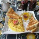Petit déjeuner_assiette du 3e service