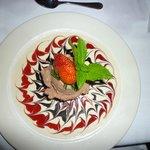 Dessert : Chocolate 'Marquise'