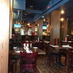 Fab food, local beers,good friendly service  -
