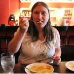 Lindsey Everhart at Mango Thai