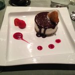 dessert chessecake chocolat