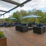 Terrace at NYLO Providence