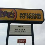 Billede af Moe's Southwest Grill