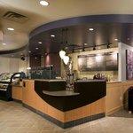 On-site Starbucks