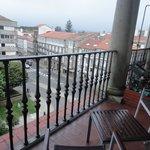 Santiago desde nuestro balcón