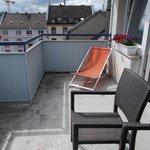 Балкон (в номер)