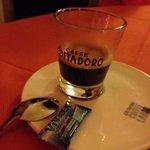 Caffè con chewingum