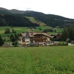 L'hotel dai monti