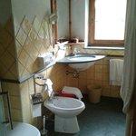 Bagno della camera