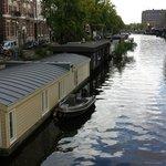 les maisons flottantes...