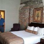 Room 269 high ceilings