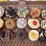 Some Funkadelic Donuts!