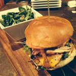 Almost Famous Chicken Sandwich
