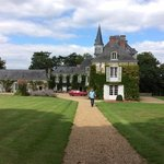 authentic french chateau