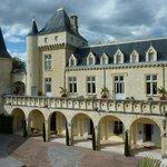 Le château de Viollet le Duc