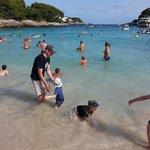Cala Egos beach